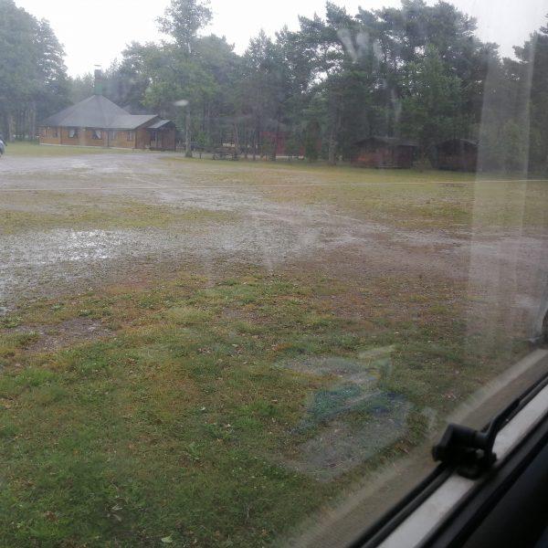 Vihma, vihma...